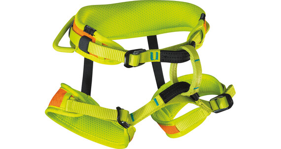 Edelrid Finn II klimgordel Kinderen XS groen
